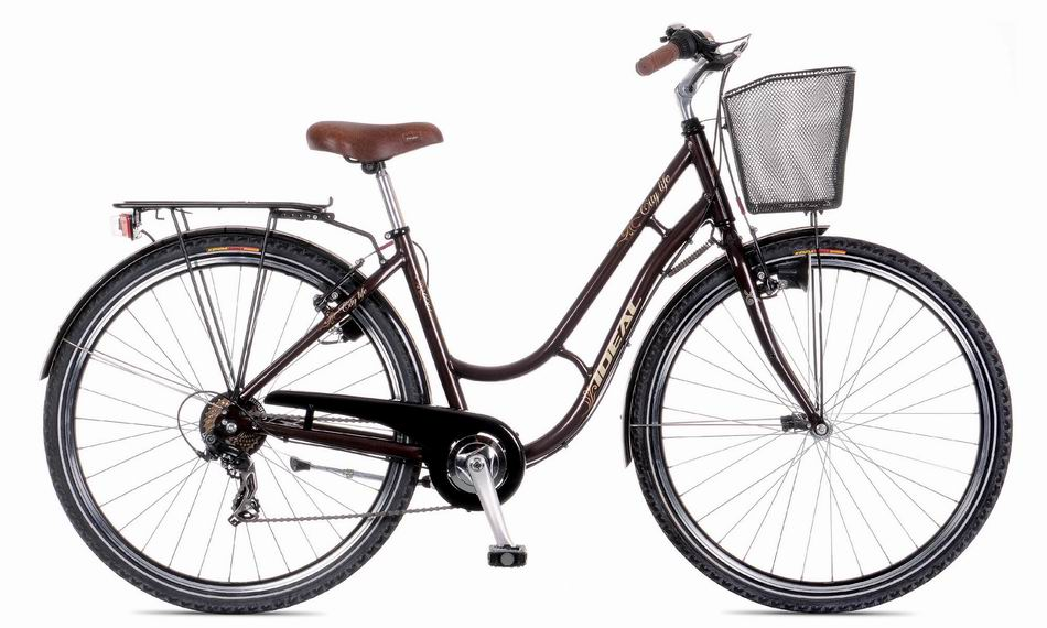 IDEAL CITYLIFE 7spd (M) BRN *