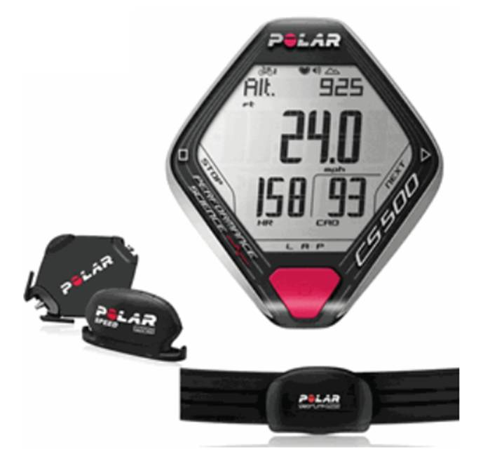 POLAR CS500 PLUS CADENCE